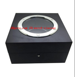 Wholesale Wood Sellers - Factory Seller Lowest Price High Quality Brand Luxury Mens For Watch Box Original Box Woman's Watches Boxes Men Wristwatch Box