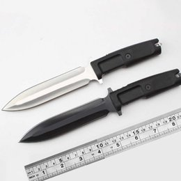 Wholesale Extrema Ratio Survival Knife - Italy EXTREMA Ratio Venom Fixed Blade Survival Knife Tactical Dagger N690 Blade Survival Outdoor Camping Hunting Straight Knife