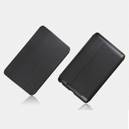 2019 cuir nexus affaire Vente en gros - Pour Google Nexus 7 2012 1ère génération PU Housse en cuir Smart Cover pour Google Nexus 7 N7 génération + protecteur d'écran + stylet promotion cuir nexus affaire
