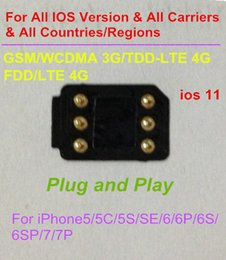 Wholesale Iphone For T Mobile Wholesale - NEW BLACKSIM 4G Unlock all IOS Version for US T-mobile,Sprint, Fido,DoCoMo and any others iPhone carriers LTE4G 3G GPPLTE RSIM11+