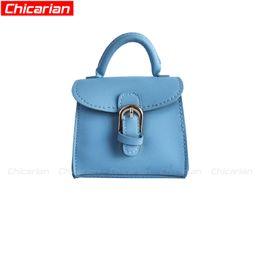 Wholesale New Stylish Girls - Chicarian New Fashion Baby Tote Bag Hot Kid Stylish Messenger Bags Child Girl Shoulder Bag Toddler Designer Purses Baby Handbag CA052