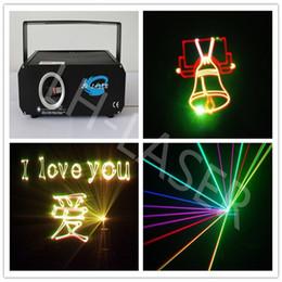 Wholesale Cheap Room Laser Lights - Cheap Price high Quality mini 1w 1000mw rgb RGB full color laser light Christmas laser light and outdoor laser light