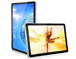 Hd реклама онлайн-TNT Китай поставщик WIFI настенный HD супер тонкий 19-дюймовый светодиодный дисплей рекламный плеер запрос машина в розницу