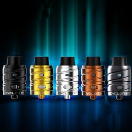 Wholesale Dragon E Cig - 100% Original 2017 New arrival Fumytech Cyclon VT RDA Rebuildable Dripping Atomizer e cigarette e cig vaporizer vs dragon ball