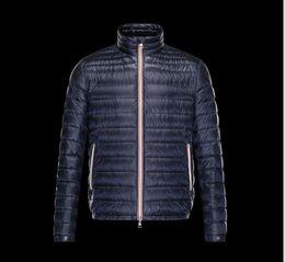 Wholesale Men Best Down Jackets - New DANIEL Brand anorak men spring autumn jacket men thin Jacket Winter Best Quality Warm Man Down jacket and parka anorak coat