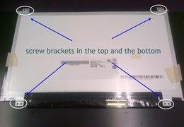 Wholesale Acer Aspire 722 - Free Shipping!!!Original A+ B116XW03 V.2 11.6inch HD Glossy Slim Laptop LED LCD Screen V2 fits Acer Aspire One 722