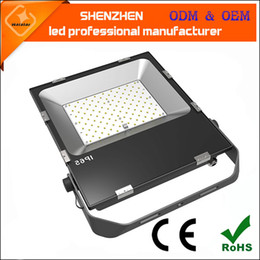 Wholesale Wholesale Hurricane Lamps - Slim design hurricane lamp 250w 240wLED Flood Light Waterproof IP65 Floodlight Landscape LED outdoor lighting Lamp free shipping