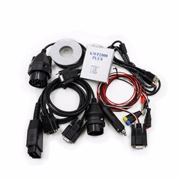 Wholesale Ecu Flasher Chip Tuning - KWP2000 Plus ECU Flasher KWP 2000 Chip Tuning Tuner OBD KWP2000+ programmer tool