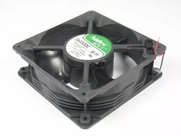 Wholesale N Dc - Free Shipping C31256-16A, P N:930042 DC 12V 0.49A 2-wire 60mm 120x120x38mm Server Square Cooling Fan