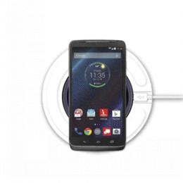 Argentina Para Motorola Droid Turbo Cargador Cargador de batería Accesorio para teléfono móvil para Moto Droid Turbo XT1254 Carcasas inalámbricas Cargador Suministro