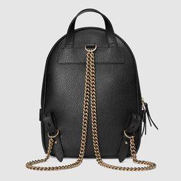 Wholesale Top Fashion Backpack Brands - TOP qulaity women genuine leather backpack designer bags handbags women famous brand shoulder bag purses and handbags women messenger bags