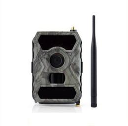 Wholesale Hunter Cameras - NEW Mobilephone App Control Outdoor Surveillance Cameras 3G Wildlife Cameras MMS Hunting Outside 3G Wild Hunter Cameras ann