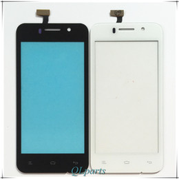 Wholesale iq iphone - Wholesale- New Touch Screen Digitizer For Fly IQ446 Magic fly iq 446 Touchscreen Replacement Front Glass Touch Panel Sensor Free Shipping