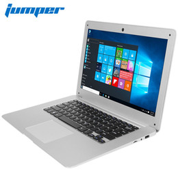 Wholesale Intel Ultrabook Laptops - Jumper EZbook 2 A14 Laptop 14.1 Inch Windows 10 notebook computer 1920x1080 FHD Intel Cherry Trail Z8300 4GB 64GB ultrabook