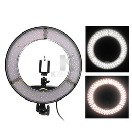"""Wholesale Led Ring Light For Video - Studio 12"""" 45W LED Ring Video Fill Light 5500K Dimmable Stepless Brightness for Camera Phone Shooting Photography"""