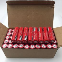 Wholesale Led Laser Battery - New Version 18650 4200mah Rechargeable Lithium Li-ion Battery for Electronic Cigarette LED Camera Laser Flashlight e-cig