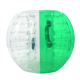 Wholesale Zorb Soccer Balls - Wholesale Zorb Ball Bubble Soccer Inflatable PVC Football Zorbing Quality Warranty 3ft 4ft 5ft 6ft Free Shipping