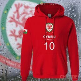 Wholesale team belt - Wholesale- Wales nation team hoodies mens sweatshirt sweat new streetwear tracksuit footballer sporting country Cymru Welsh Cymry WLS 2017