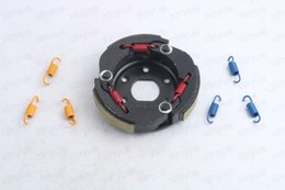 Wholesale Racing Cdi Gy6 - Performance Racing Engine Clutch Assembly GY6 139QMB 50cc 1000RPM 1500RPM 2000RPM Scooter
