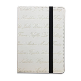 Wholesale Ebook Case Cover - Wholesale- Leather universal cover case for 6 inch ebook reader for kindle touch for kindle 4 5 protective bag