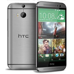 Wholesale One Quad - Original HTC One M8 Unlocked phone 5.0 Quad core 2G 32G Mobile Phone GPS WIFI Refurbished phone
