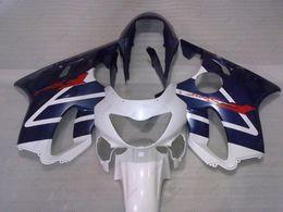 Wholesale Cbr F4 Fairings - Full Body Kits CBR F4 1999 Body Kits CBR 600 99 Plastic Fairings CBRF4 00 1999 - 2000