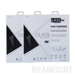 Paquete de papel al por menor universal al por mayor que empaqueta para la caja de empaquetado de lujo del vidrio templado del protector de la pantalla del modelo común desde fabricantes