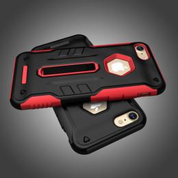 Canada Nouvel étui pour iPhone7 / 7 plus support Coque pour téléphone Titans Apple 7 Coque de protection pour téléphone portable anti-chute à armure deux en un colorée cheap iphone cover colorful Offre