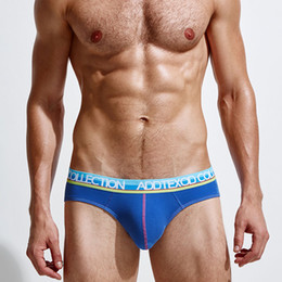 Wholesale Sexy Man Pants - Men of low-rise pants Sexy fashion modal briefs Comfortable and soft men briefs