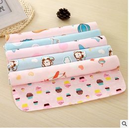 Wholesale Baby Aunt - Double sided crystal velvet, diaper pad, newborn baby products, waterproof pad, three layer washable diaper pad, adult period aunt pad