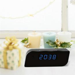 Cámara de 32 GB 1080 P WiFi Cámara Despertador HD Niñera Cam Movimiento Activado Alarma Cámara de Seguridad Inalámbrica Baby Monitor desde fabricantes