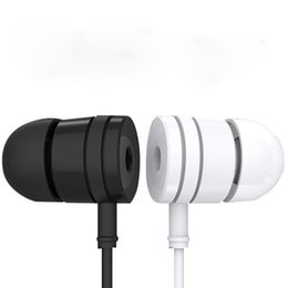 Wholesale Oppo Smartphone - high quality Piston Headphones with Remote and Microphone for mobile Phone HUAWEI HTC Sony LG OPPO All smartphone