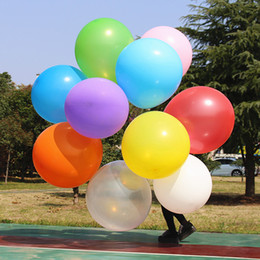 Wholesale 36 Inch Latex Balloons Wholesale - 36 Inch Balloons Classic Toys Balloon Birthday Air Balloons Wedding Decoration Air Balls Special Offe Promotion Hot Sale