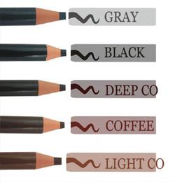 Make-up machen online-Ziehen Sie Augenbrauenstift Ziehen Sie Stiftbleistift-Make-up, das dauerhaft wasserdicht ist und Schweiß nicht Makeup-Kernschmelze blüht