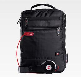 Wholesale Tablet Man Bag - wholesale hot Shoulder Bag Small Messenger Bag for Tablets and Documents Men's Black Handbag 11-inch Crossbody Bags for students