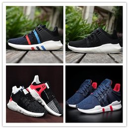 Wholesale New Arrival Shoes Winter - 2017 New Arrival Men Women Running Shoes EQT SUPPORT Boost EQT Support 93 17 Ultra boost Runner Sports Sneakers 36-44