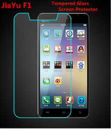 """Wholesale Screen Protector Jiayu - Wholesale-JiaYu F1 4.0"""" Universal Tempered Glass Screen Protector Protective Film Explosion-proof Scrath-proof"""