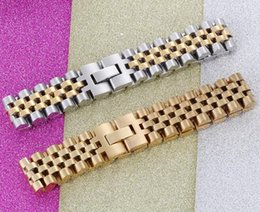 Wholesale Stainless Steel Bracelet 15mm - New Arrival 316L Stainless Steel 15mm Width Super Elegency Five Lines Band Link Men's Bracelets,Three Colors For Choice