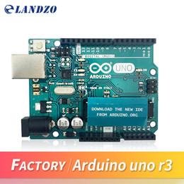 Wholesale Agp Pci - 2017 best price UNO R3 ATMega328P for Arduino UNO R3 Official genuine English silk screen printing