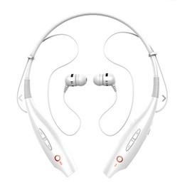 повесить наушники уха Скидка Для iPhone 7 6 плюс стерео Bluetooth наушники спорт гарнитура шеи висит Беспроводной наушники-вкладыши наушники MP3-плеер