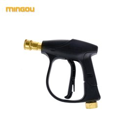 Wholesale Pressure Wash Car - 200BAR 3000PSI Pressure Car Wash Maintenance & Care Water Gun with M22 15mm Female and 12mm Quick Connect Connector(CW006)