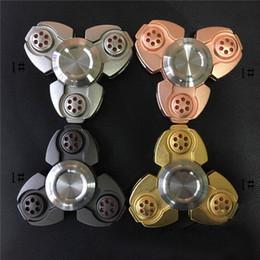 Brinquedo de cópia on-line-Fidget Spinner Rússia CKF Alta Cópia Mão Spinner Toy Metal Fingertips Dedos Espirais Socorro Brinquedos HandSpinner