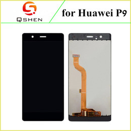 Wholesale Digitizer Ascend - Good Quality for Huawei Ascend P9 Full Lcd Assembly Touch Screen Display Digitizer Repair Parts Replacement