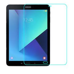 2019 compressa protetta Vetro temperato temprato a prova di esplosione 2017 per Samsung Galaxy Tab S2 9.7