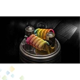 Wholesale Wire Coiling Tool - Best Vape Mats Wire Building Pad Vaping Set DIY Tool Workbench Worktable Fit Coil Box Mech Mod Atomizers E Cig DHL Free