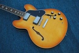 Wholesale 335 Vintage - New Arrival Vintage Classic 335 Jazz Guitar Wholesale Guitars From China
