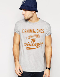 Wholesale Dandy S - DENIM JONES MENS T-shirt HIP HOP DANDY BILLIONAIRE STYLE JACK HOT summer BOY PYERX YEEZUS GOOD London BOYS CLUB YOYO