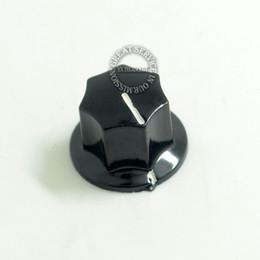 Wholesale Potentiometer Knobs Wholesale - Wholesale-B1 potentiometer knob Bakelite knob cap 5007-1 hole 6mm