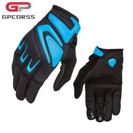 Canada Wholesale- GPCROSS 661 EVO Gants VTT Gants Off Road Racing Motocross DH Downhill Dirt Mountain Bike Bicycle Cyclisme Gant gloves dirt bike promotion Offre