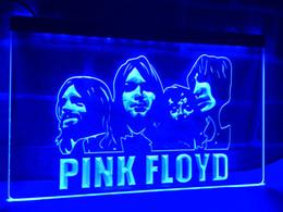 Wholesale Pink Places - LF036b- Pink Floyd Band Music Bar Pub LED Neon Light Sign